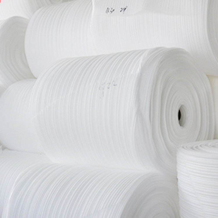 白色珍珠棉卷