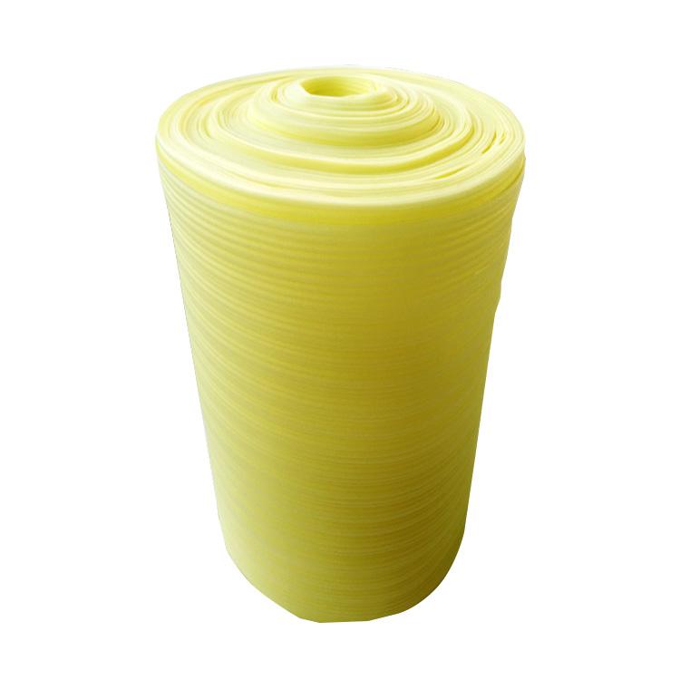 黄色珍珠棉卷