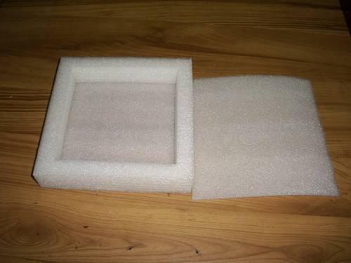 平板电脑是用什么防震材料包装最好?肯定是异型珍珠棉啦