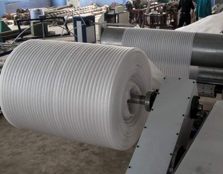 厂家定制 喷涂包装epe珍珠棉 高密度珍珠棉工控机箱内衬包装