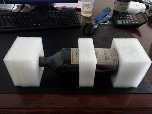 EPE珍珠棉定位包装 珍珠棉内衬酒品包装防震 厂家直销