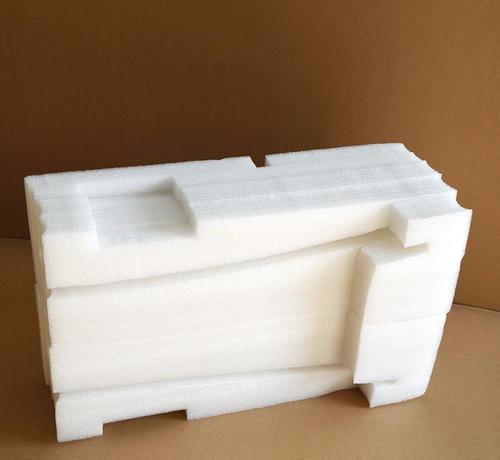 佛山白色珍珠棉异形包装 epe珍珠棉防震内托包装材料