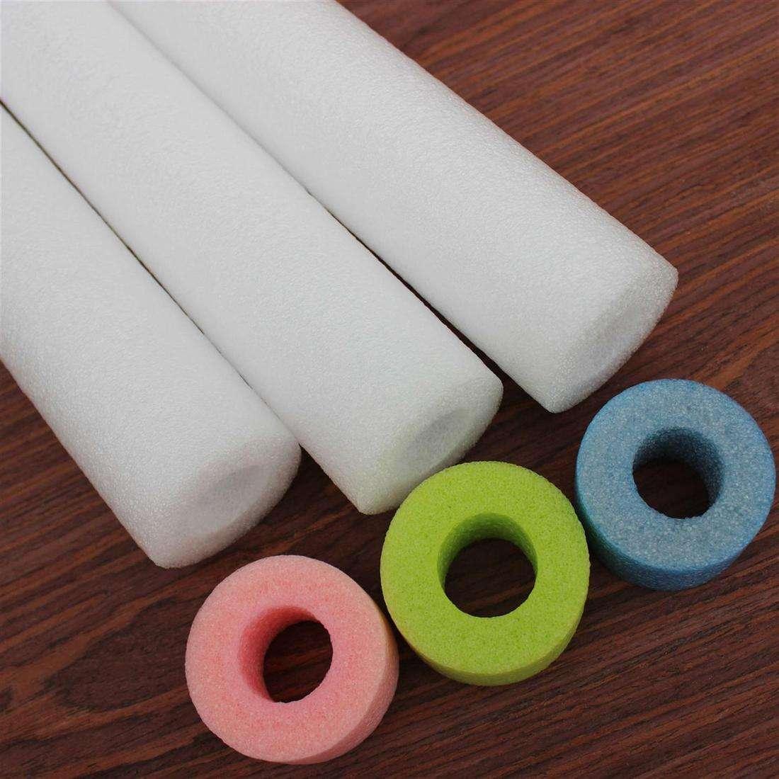 厂家定做白色珍珠棉 灯光珍珠棉包装材料异形珍珠棉